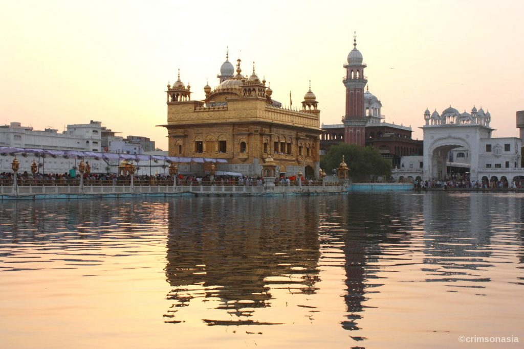 golden temple amritsar crimsonasia